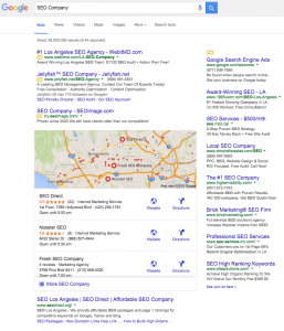Local SEO - Noxster Local Listings