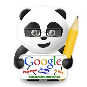 New panda update