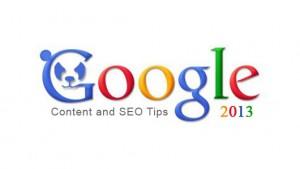 google in 2013